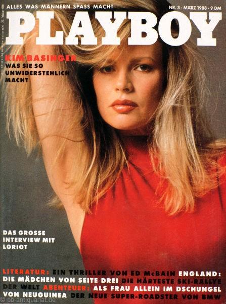 Playboy März 1988